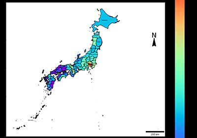 地理空間情報を扱うなら知っておきたいPythonライブラリ、GeoPandas入門~基礎編~ | 宙畑