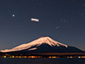 もうこんな時代。ペプシが人工衛星を使って空に広告をだすテストを行なう | ギズモード・ジャパン