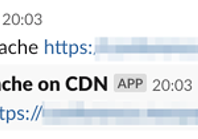 Google Cloud Functionsを使ってSlackで簡単にCDN上のキャッシュを消せるようにする話 - Mercari Engineering Blog
