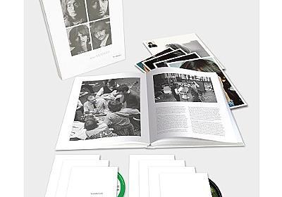『ザ・ビートルズ(ホワイト・アルバム)』 発売50周年を記念したスペシャル・エディション、発売決定! - ザ・ビートルズ