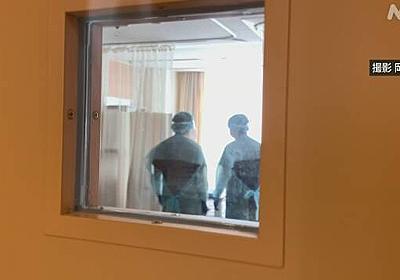 新型コロナ 中等症でも急速に悪化 重症に転じるケース相次ぐ   新型コロナウイルス   NHKニュース