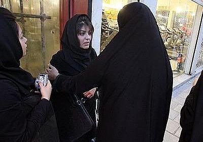 70年代はミニスカート…今からは想像もつかないイラン女性の姿:らばQ