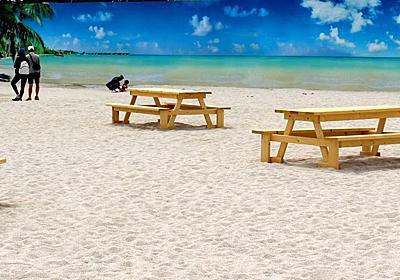 東京・立川の新名所「タチヒビーチ」白い砂浜でバーベキューも! | 東京都 | トラベルjp<たびねす>