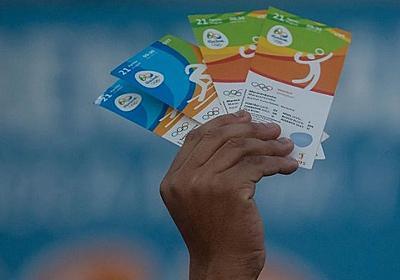 痛いニュース(ノ∀`) : 五輪チケット購入者とボランティアの情報流出 - ライブドアブログ