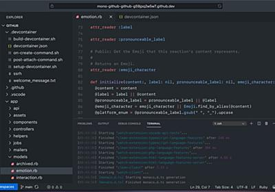 「便利すぎる」──GitHubから直接「Visual Studio Code」を起動できる新機能が話題に - ITmedia NEWS