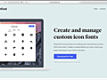 これなら簡単!SVG対応、アイコンを組み合わせてWebフォントのセットを作成できる無料ツール -Webfont   コリス