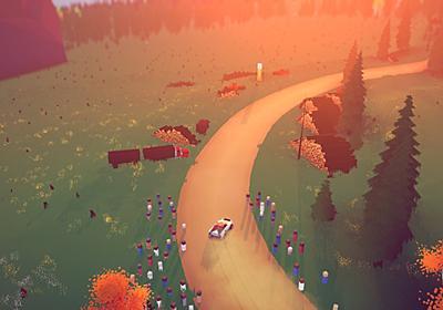 Nintendo Switch版『art of rally』のグラフィックにファンが「草も生えてない」と落胆。ストアの画像と違う | AUTOMATON