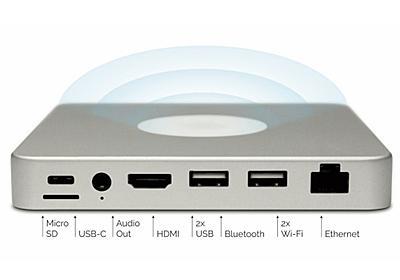 Appleユーザーのために設計されたポータブルワイヤレスハブ「DoBox」がmachi-yaに初登場 | ライフハッカー[日本版]