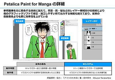ピクシブとPFN、AIを使った自動着色ソフトを法人提供--カラーマンガの制作コスト低減 - CNET Japan