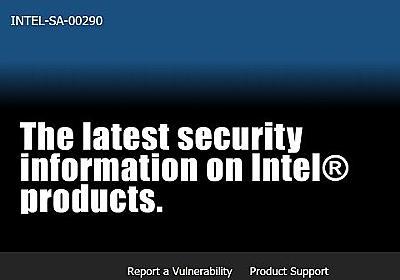 IntelのCPUに「NetCAT」の脆弱性、重要情報流出の恐れ - ITmedia エンタープライズ
