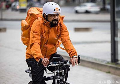 「仕事は仕事」 アフガニスタンの元大臣、ドイツでピザ配達する日々 写真7枚 国際ニュース:AFPBB News