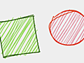 Canvasをアナログ手書き風に描画できるJSライブラリ「Rough.js」   webOpixel
