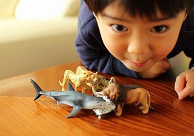 3歳児が楽しんで動物について学べる方法 動物の習性を利用して幼児の行動をスムーズに誘導しよう! - 絵描きパパの育児実験記ロクLABO