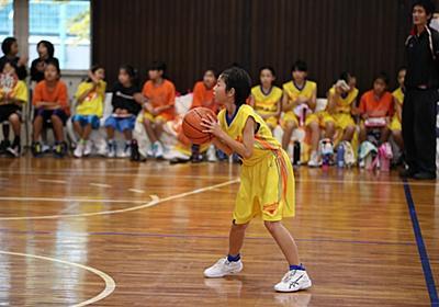 バスケ・ミニバス写真館113 一眼レフで撮影したバスケットボール試合の写真 - たまの休日