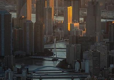 すらるど - 海外の反応 : 海外「東京は色んな形の橋があるな!」隅田川にかかる橋を見た海外の反応