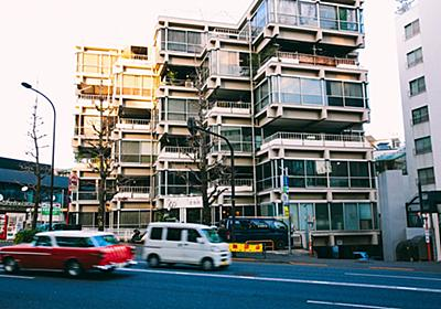フィルムカメラで残したい東京遺産。 - 物件ファン