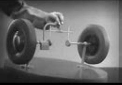 1930年代に作られたディファレンシャルギアの仕組み動画