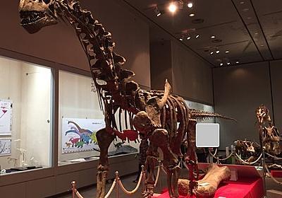 「恐竜ミュージアム in ちば」 - logical cypher scape