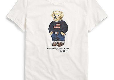 ポロラルフローレン(POLO RALPH LAUREN)フラッグベアTシャツ / 三越伊勢丹 | fashionbookmark.jp