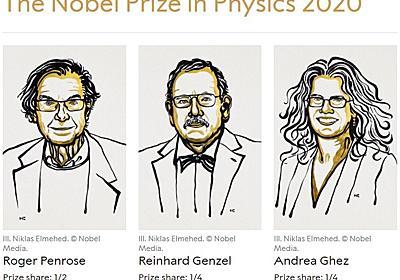 """ノーベル物理学賞にロジャー・ペンローズさん 一般相対性理論からブラックホールの存在を導いた研究で 「ペンローズの三角形」など""""不可能立体""""でも有名 - ITmedia NEWS"""