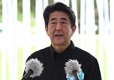 安倍首相、辺野古に触れず 沖縄全戦没者追悼式 - 琉球新報 - 沖縄の新聞、地域のニュース