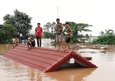 建設中に決壊したラオスのダムは、日本の資金によるものだった――韓国叩きに終始するメディアが報じるべきこと | ハーバービジネスオンライン
