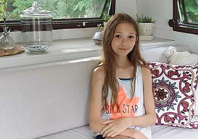 11歳の少女が貯金をはたいてキャンピングカーを購入、自分だけの居心地の良い空間を作った | Business Insider Japan