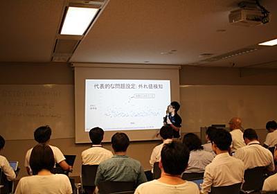 Mackerel Meetup #12で異常検知機能について発表しました - yasuhisa's blog