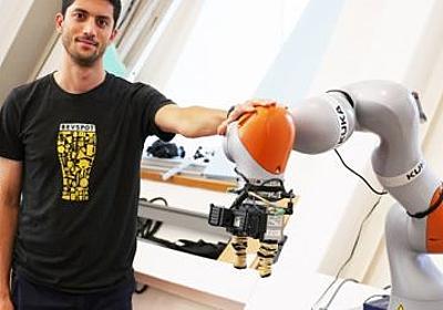 MIT、新しい物体でも何を見ているか把握しピックアップできるニューラルネットワークを用いたロボットアームシステム「DON」を発表   Seamless