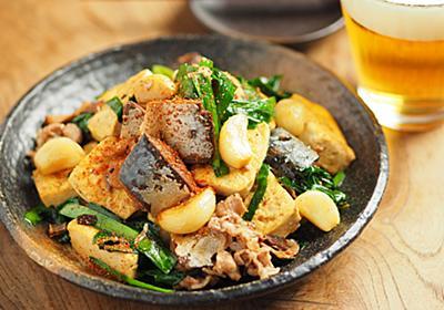 にんにく&ニラを大量投入「サバ缶ストロング雷豆腐」は、休日前に食べたいやつ【筋肉料理人】 - メシ通   ホットペッパーグルメ
