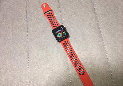 Apple Watch Nike+が欲しかったけどこれで十分かなと思った話 - 色々あったけど気ままにフルマラソンのサブスリーを目指すよ☆