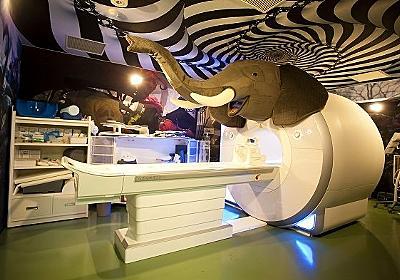 壁は前衛アート、ベランダにフラミンゴ、MRIがパオーン!? 超サイケデリック!江戸川病院に行ってみた - コラム - Jタウンネット 東京都