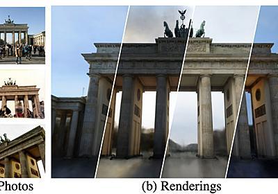 VRで注目、新技術「NeRF」の衝撃 様々な視点の画像を美しく合成:日経クロストレンド