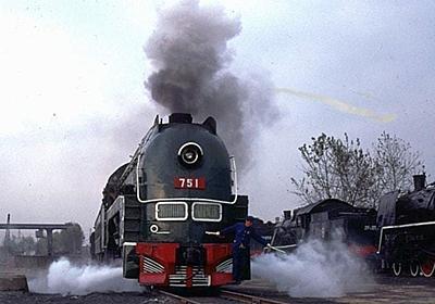 貴重映像!満鉄「あじあ号」の機関車が動いた   海外   東洋経済オンライン   経済ニュースの新基準