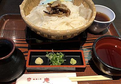 揖保乃糸資料館のレストランでフルパワー揖保乃糸をなんと数百円で味わえる「我流のやつに満足できなくなりそう」 - Togetter