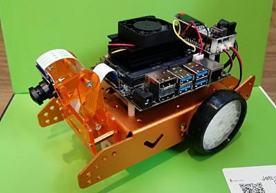 JetsonNanoが搭載されているJetbot(AIロボットカー)を動かしてみた │ Kazuki Room ~電子工作・ロボット・3Dプリンター・RaspberryPi~