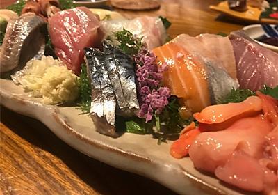 【青森市】新鮮な海鮮が食べられてゆったりできる「居酒屋 心衛門」 - 鯛も一人はうまからず - 青森ランチ