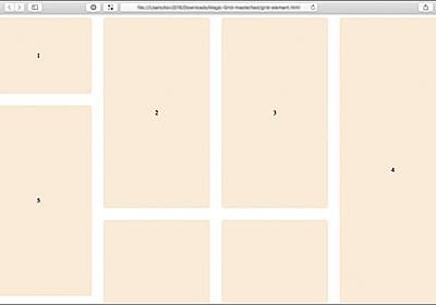 Vue.jsにも対応の優れ物!高さが異なるカードでもグリッドにレイアウトできる超軽量ライブラリ -Magic Grid | コリス
