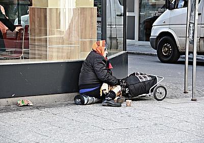 ホームレスを減らしたいスイス、片道のヨーロッパ行き切符を無料で提供し国から出て行ってもらう政策を実施 : カラパイア