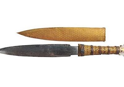 「ツタンカーメンの短剣」は隕石でつくられていた|WIRED.jp