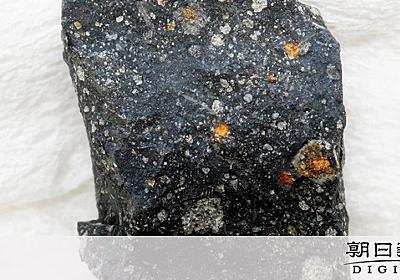 地球生命誕生の材料か 隕石から「糖」を初めて検出:朝日新聞デジタル