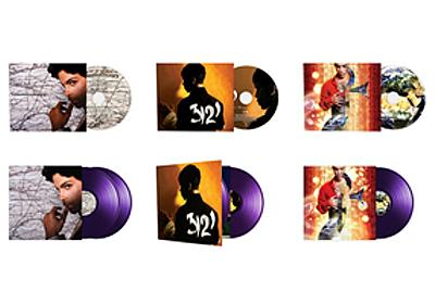 プリンス 『Musicology』『3121』『Planet Earth』がCD/カラーヴァイナル再発 - amass