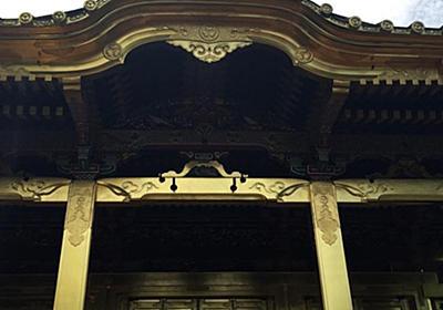 徳川家康公の威厳を今に感じる…上野東照宮へ行ってみた。|IKITOKI