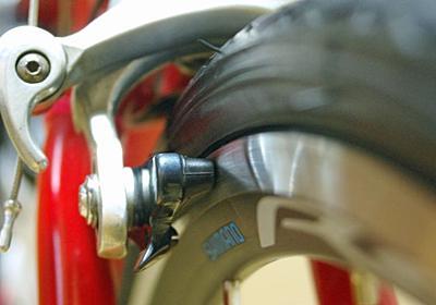 シマノ最新鉄下駄WH-RS100は25Cタイヤに最適なワイドホイール - スネップ仙人が毒吐くよ