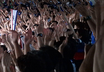 Jリーグサポーターが育てた「トキ消費」により、アイドルとフェスがJリーグを追い抜いていった。|石井和裕|note