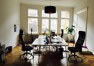 ベルリンにて転職しました。 - zakisan's blog