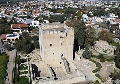 動画:キプロスに眠る「テンプル騎士団」の遺産 写真1枚 国際ニュース:AFPBB News