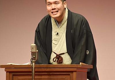 神田松之丞『タイタンライブ』で圧巻の講談 40分間の熱演の衝撃 | ORICON NEWS