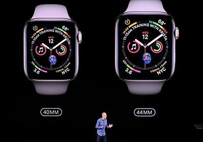 新Apple Watchが遂げた驚異的進化の全貌   スマホ・ガジェット   東洋経済オンライン   経済ニュースの新基準
