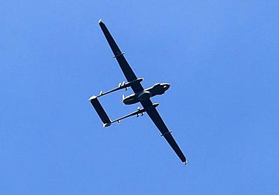 China claims Indian drone 'invaded airspace in crash' - BBC News